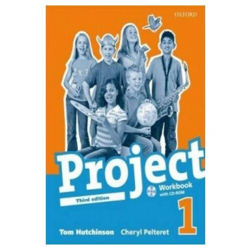 Książki do nauki języka, Project 1 Third Edition: Workbook Pack