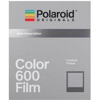 Pozostała fotografia, Polaroid Originals 600 Color Silver wkład do aparatu Polaroid z srebrnymi ramkami