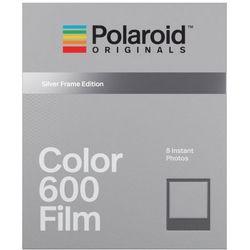 Polaroid Originals 600 Color Silver wkład do aparatu Polaroid z srebrnymi ramkami