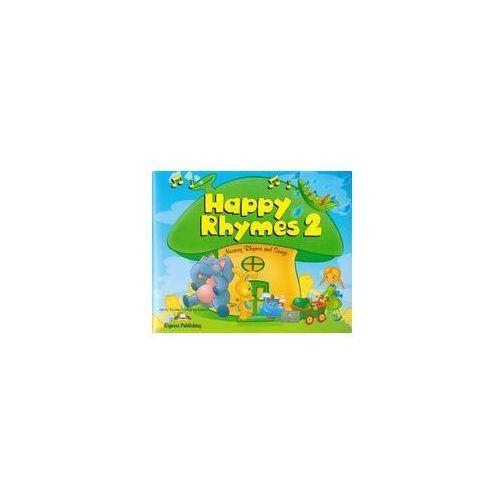 Książki do nauki języka, Happy Rhymes 2 Pupil's Book (opr. miękka)