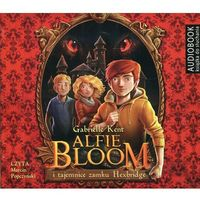 Audiobooki, Alfie Bloom i tajemnice zamku Hexbridge (CD)