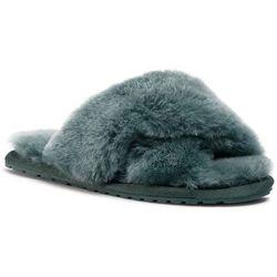 Kapcie EMU AUSTRALIA - Mayberry Frost W12013 Deep Teal/Sarcelle