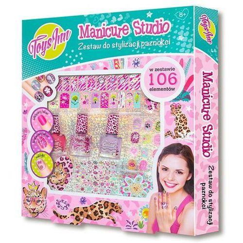 Pozostała pielęgnacja i higiena dzieci, Manicure studio 3 lakiery Pantera + SUPER worek GRATIS!!