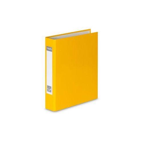 Segregatory i akcesoria, Segregator VauPe A5/40/2ringi żółty 058/08