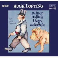 Książki dla młodzieży, Doktor Dolittle i jego zwierzęta. Audiobook (opr. kartonowa)
