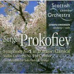 S. Prokofiev - Symphony No.1/Violin Conc