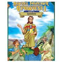Filmy animowane, Apostołowie- bajka DVD wyprzedaż 06/18 (-19%)