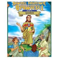 Apostołowie- bajka DVD wyprzedaż 06/18 (-19%)