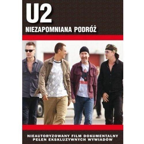 Filmy dokumentalne, U2 - Niezapomniana podróż (DVD) - Agencja Artystyczna MTJ. DARMOWA DOSTAWA DO KIOSKU RUCHU OD 24,99ZŁ