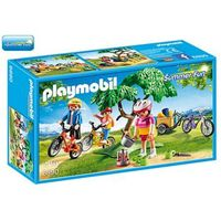 Klocki dla dzieci, Playmobil FAMILY FUN Wycieczka rowerowa 6890