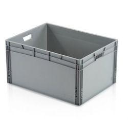 Plastikowa skrzynka 800x600x420 mm