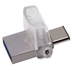 Kingston Data Traveler MicroDuo 3C 128GB USB 3.1 Gen1 - DARMOWA DOSTAWA!!!