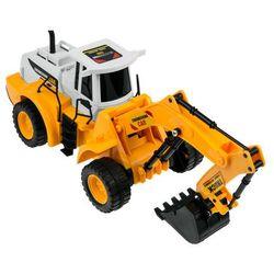Zestaw maszyn budowlanych - wywrotka + koparka 9868-28