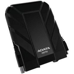 A-DATA DashDrive Durable HD710 1 TB Czarny + DARMOWA DOSTAWA + Odbiór w 650 punktach Stacji z paczką! + skorzystaj z RABATU i 3-letniej gwarancji w Pakiecie Korzyści!