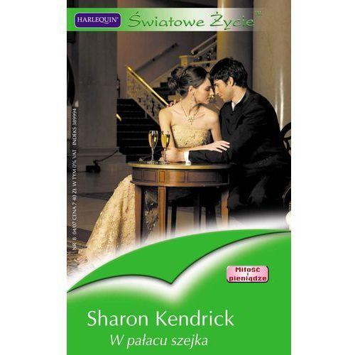 E-booki, W pałacu szejka - Sharon Kendrick