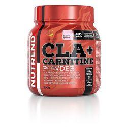 Nutrend Cla + carnitine powder Ananas+gruszka 300g