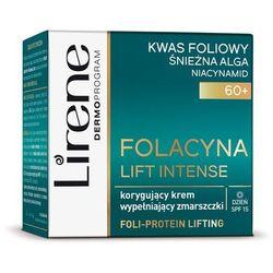 Korygujący krem LIRENE Folacyna 60+ n/dzień - 10E07356-01-01- natychmiastowa wysyłka, ponad 4000 punktów odbioru!