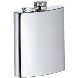 Stalowa piersiówka Cilio 200 ml, 304008