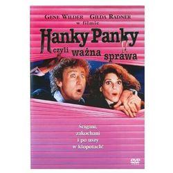 Hanky Panky czyli ważna sprawa (DVD) - Sidney Poitier