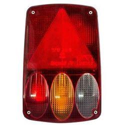 Lampa tylna zespolona Aspöck Earpoint IV Lewa 5-PIN + przeciwmgłowa