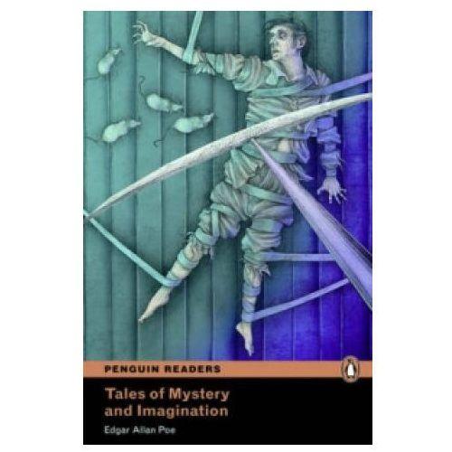 Książki do nauki języka, Tales of Mystery And Imagination Plus MP3 CD (opr. miękka)