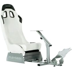 Fotel PLAYSEAT Evolution Biały + DARMOWY TRANSPORT!
