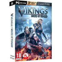 Gry PC, Vikings Wolves of Midgard (PC)