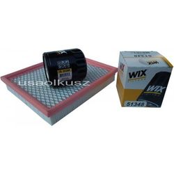 Filtr powietrza oraz filtr oleju silnika Dodge Stratus 2,0 / 2,4 16V -2000
