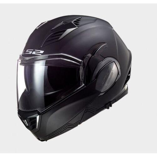 Kaski motocyklowe, KASK LS2 FF900 VALIANT II SOLID MATT BLACK