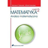 Matematyka, Matematyka Część 2. Analiza matematyczna (opr. miękka)