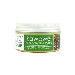 YOUR NATURAL SIDE Masło do ciała Kawowe 75ml