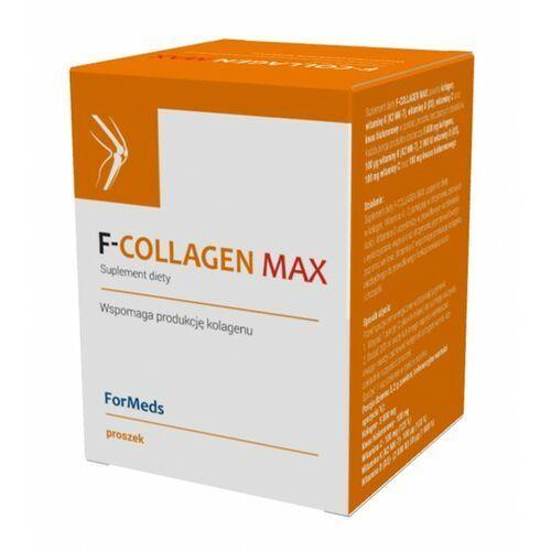 Witaminy i minerały, F-COLLAGEN MAX kolagen + kwas hialuronowy!