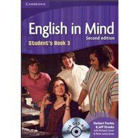 Językoznawstwo, English In Mind 3 Student's Book + Cd (opr. miękka)