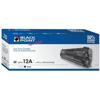 Tonery i bębny, Toner BLACK POINT LBPPH12A Zamiennik HP Q2612A