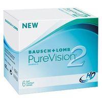 Soczewki kontaktowe, Bausch&Lomb Purevision 2 HD Nigh&Day - 6 sztuk w blistrach