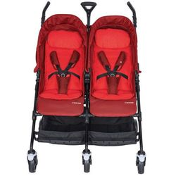 Maxi-Cosi wózek dziecięcy Dana for2, czerwony - BEZPŁATNY ODBIÓR: WROCŁAW!