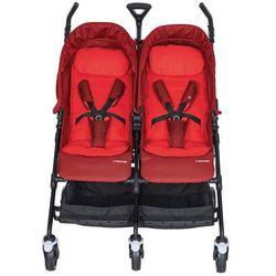Maxi-Cosi wózek dziecięcy Dana for2, czerwony