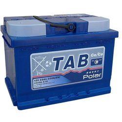 Akumulator TAB POLAR 55Ah/550A LEWY PLUS niski