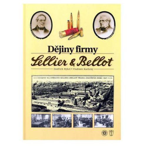 Pozostałe książki, Dějiny firmy Sellier Vladimír Karlický; Jindřich Hýkel