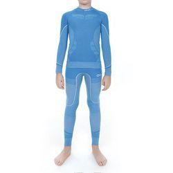 Bielizna termoaktywna dla dzieci Gatta komplet Junior Miyabi - blue gatta (-25%)