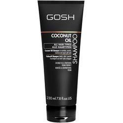 GOSH - COCONUT OIL - SHAMPOO - Szampon do włosów z olejem kokosowym
