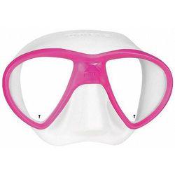 Maska do nurkowania MARES X-Free 411060 Biało-różowy
