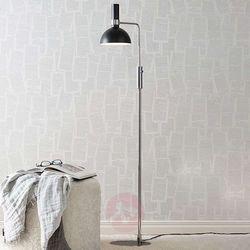 Lampa podłogowa LARRY floor black/brass 106857 - Markslojd – Rabat w koszyku