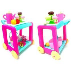 Wózek Małej Gosposi i Akcesoria Mini Kuchnia STOLIK