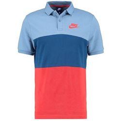 Nike Sportswear Koszulka polo work blue/industrial blue/trac