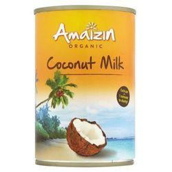 AMAIZIN 400ml Mleko kokosowe 17% Bio