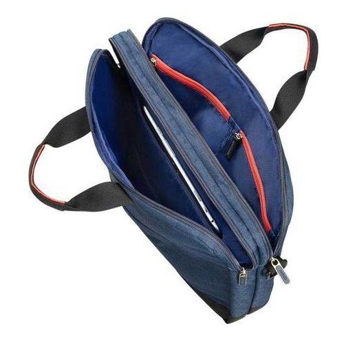 "Pokrowce, torby, plecaki do notebooków, Torba American Tourister SonicSurfer do notebooka 15.6"" (Midnight Navy)"