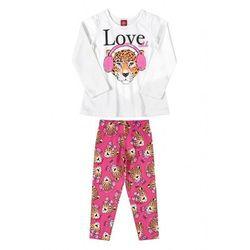 Komplet dziewczęcy bluza+spodnie 3P39A9 Oferta ważna tylko do 2023-10-26