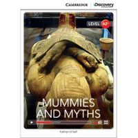 Książki do nauki języka, Mummies and Myths. Cambridge Discovery Education Interactive Readers (z kodem) (opr. miękka)