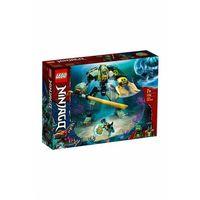 Klocki dla dzieci, Lego NINJAGO Wodny mech lloyda lloyd's hydro mech 71750
